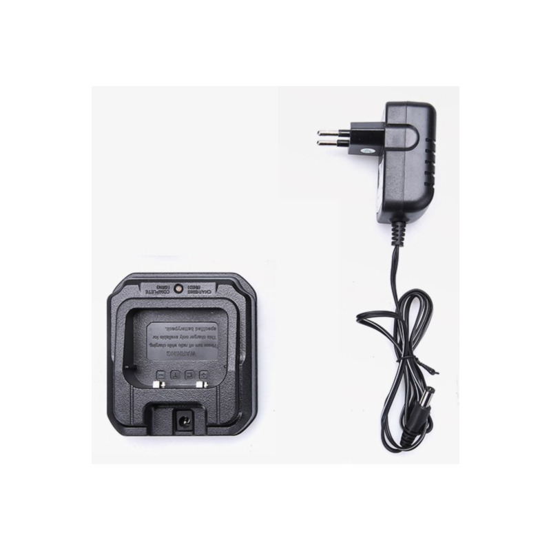Anysecu UV-9R / Baofeng GT-3WP lader med adapter