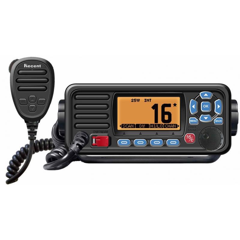 RS-509MG VHF Marine Radio med DSC og GPS