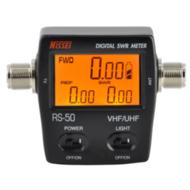 Nissei RS-50 SWR meter -...