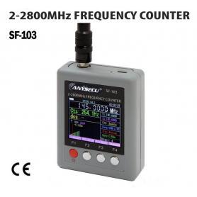 Anysecu SF-103 frekvenstæller