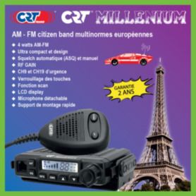 CRT Millenium V3
