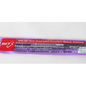 HH-9000 quadband antenne 10/6/2 m / 70 cm