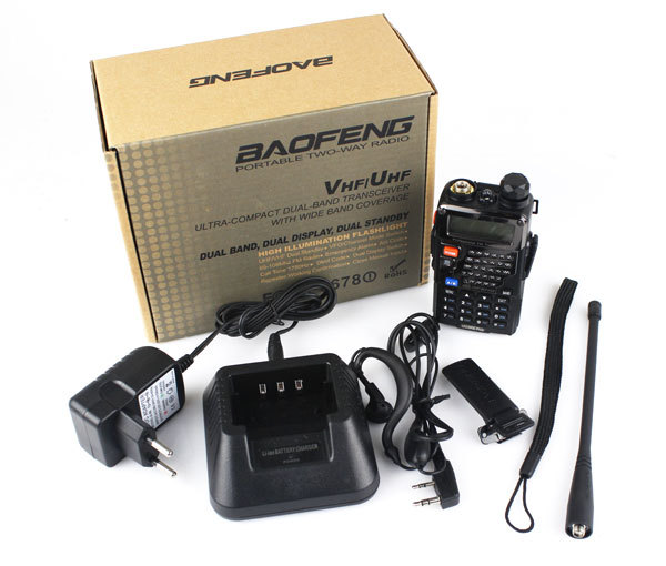 Baofeng UV-5R Plus